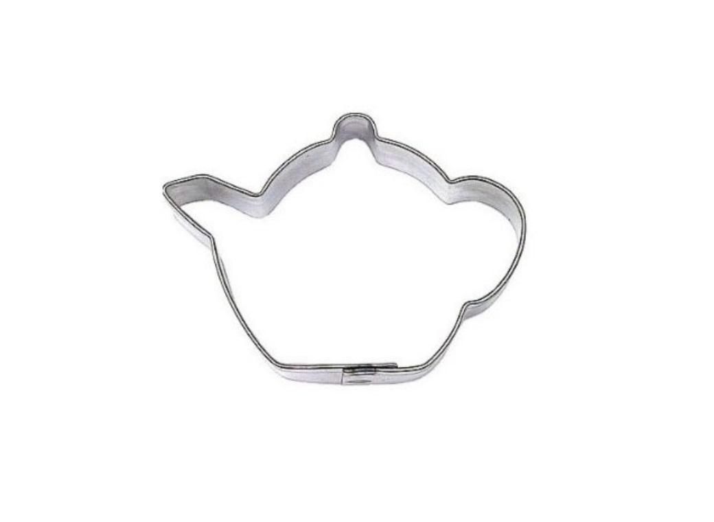 Mini Cookie Cutter - Teapot