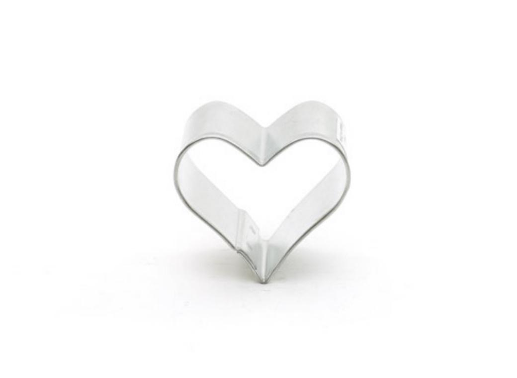 Mini Cookie Cutter - Heart