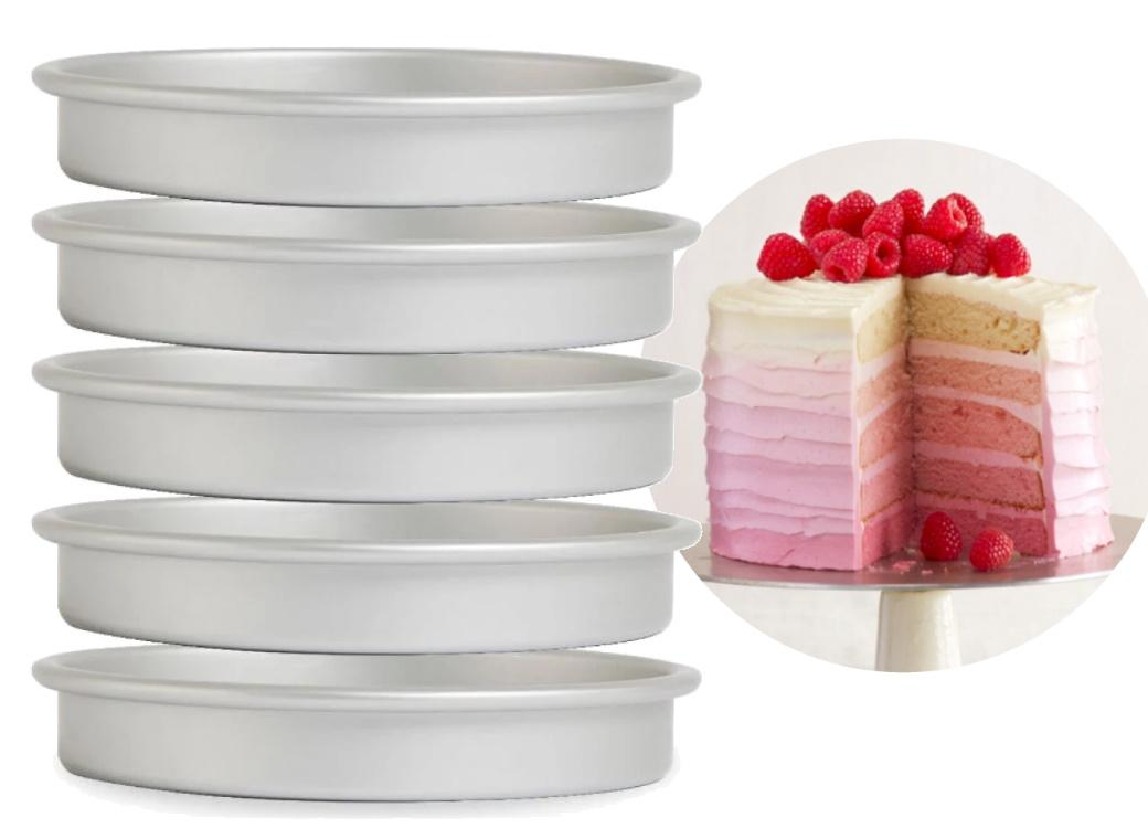 Mondo Pro 5 Layer Cake Pan Set
