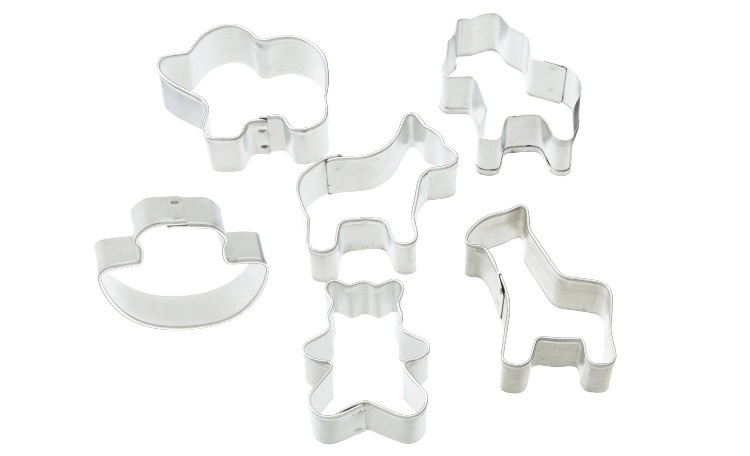 Wilton Noahs Ark Mini Cutters