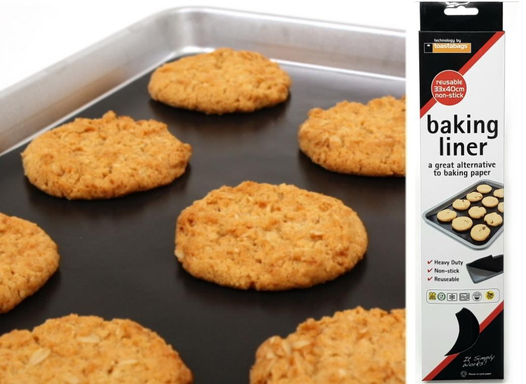 Non-Stick Reusable Baking Liner