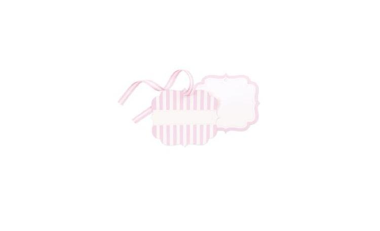 Paper Eskimo Styling Tags – Marshmallow Pink