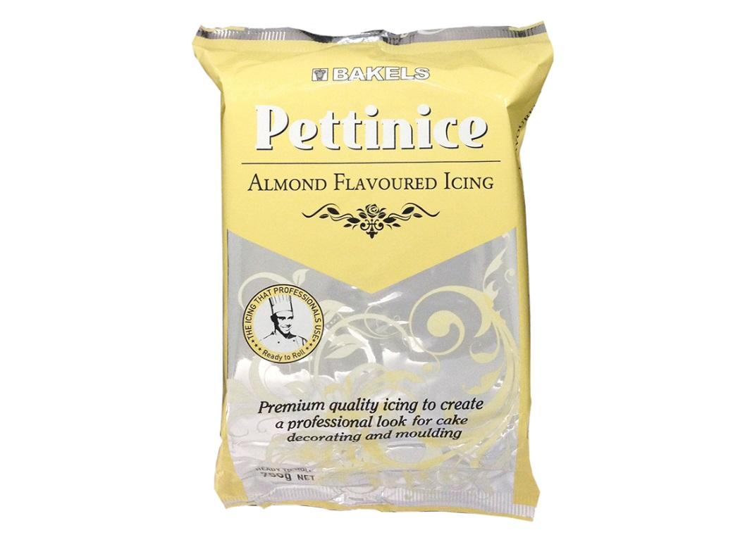 Bakels Pettinice Icing - Almond