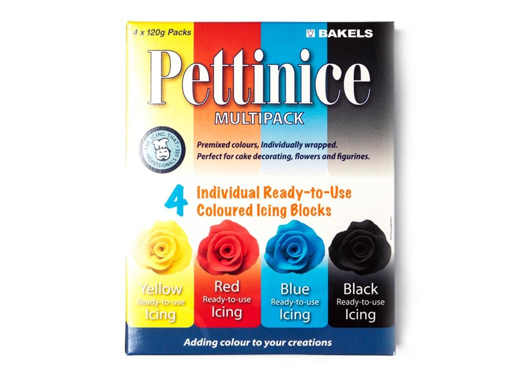 Bakels Pettinice Icing - Multipack