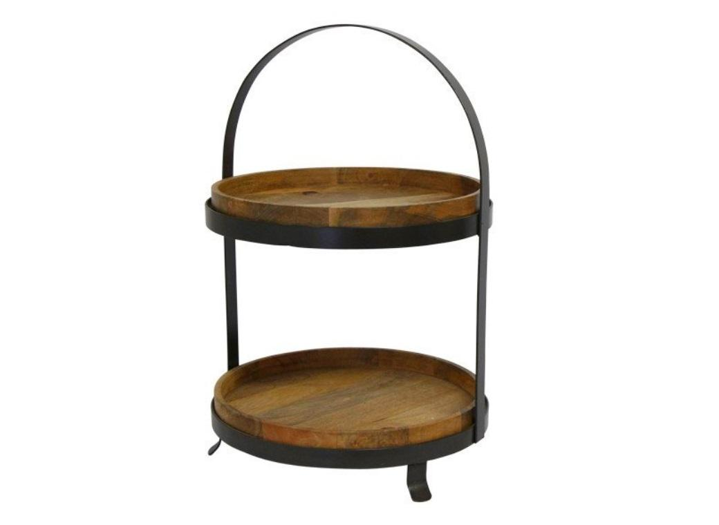 Ploughmans Tiered Cake Stand - Large