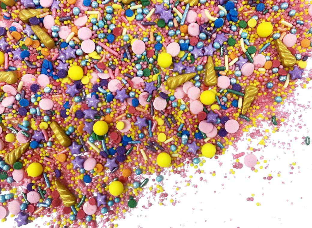 Sprinkle Medley Mix - Rainbow Unicorn
