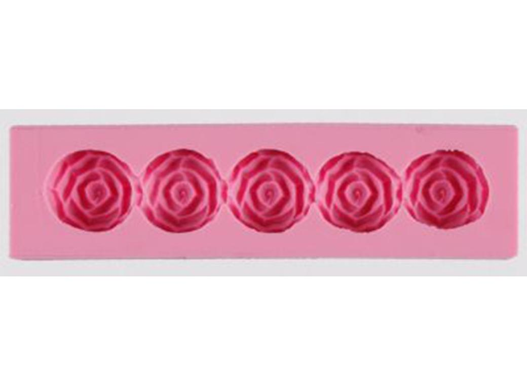 GoBake Silicone Mould - Roses
