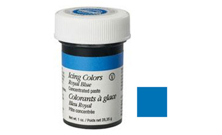 Wilton Royal Blue Icing Colour