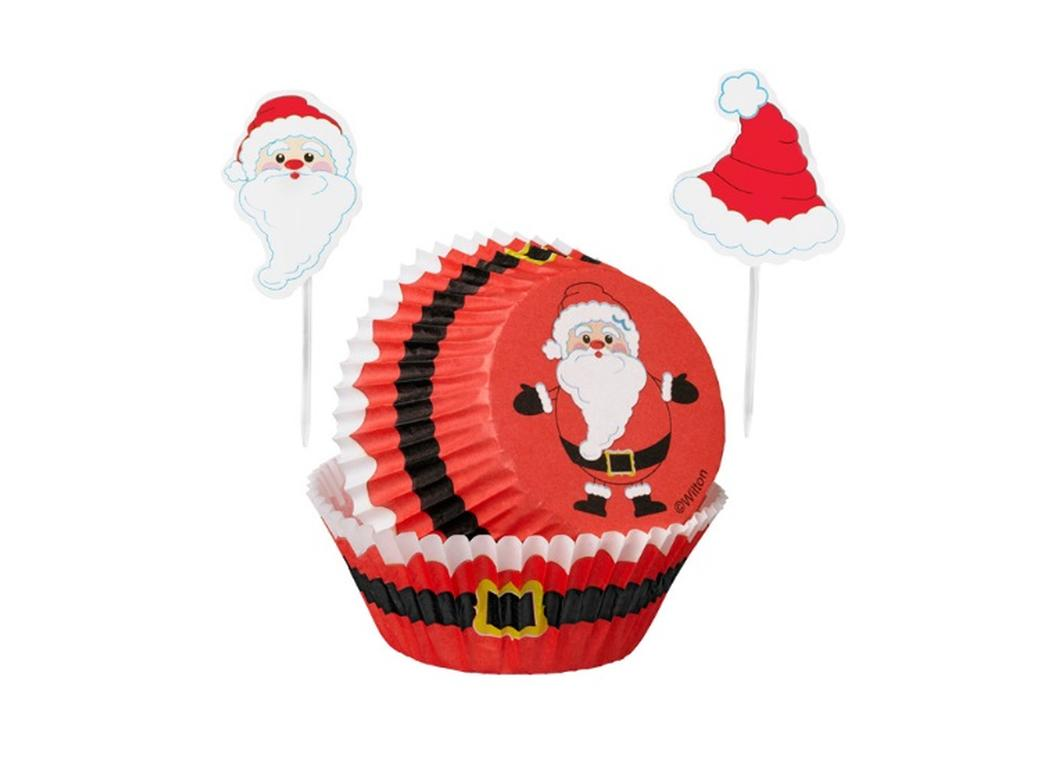 Secret Santa Cupcake Combo - 24pk