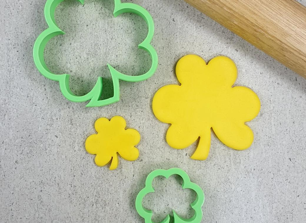 Shamrock Cutter Set
