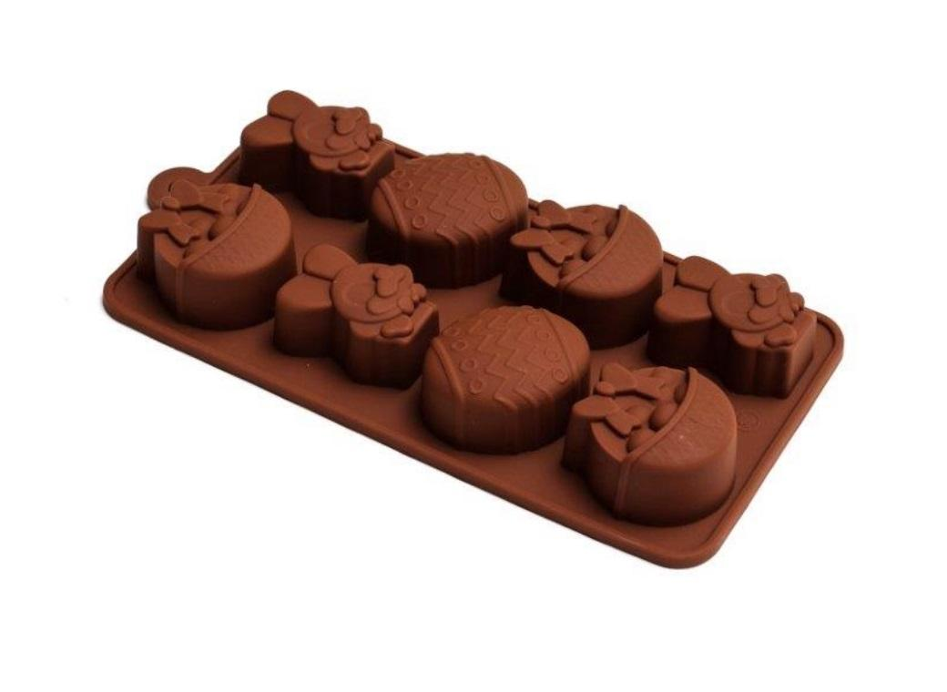 Silicone Chocolate Mould - Easter