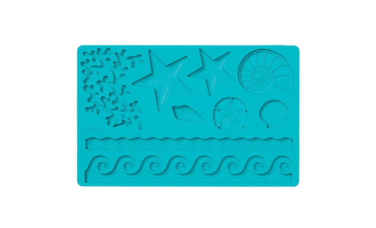 Wilton Silicone Mould - Sea Life