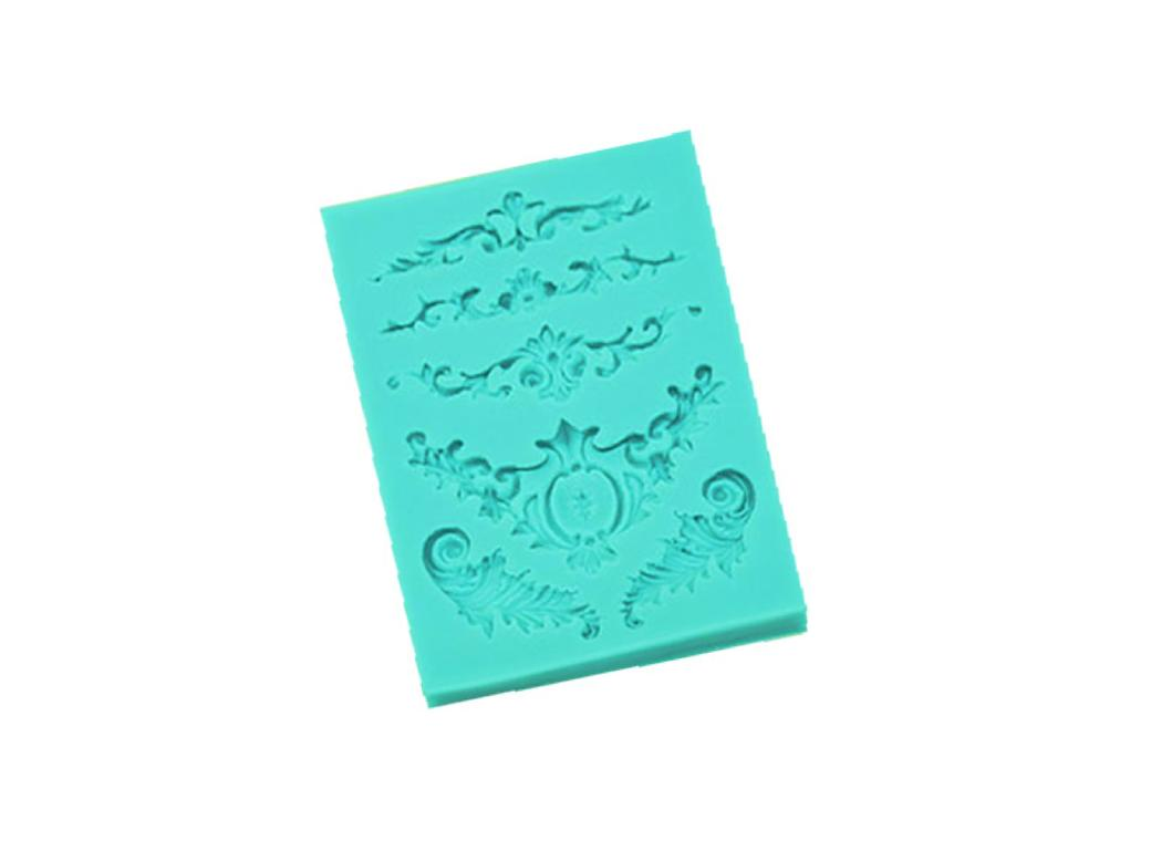 Silicone Mould - Flourish