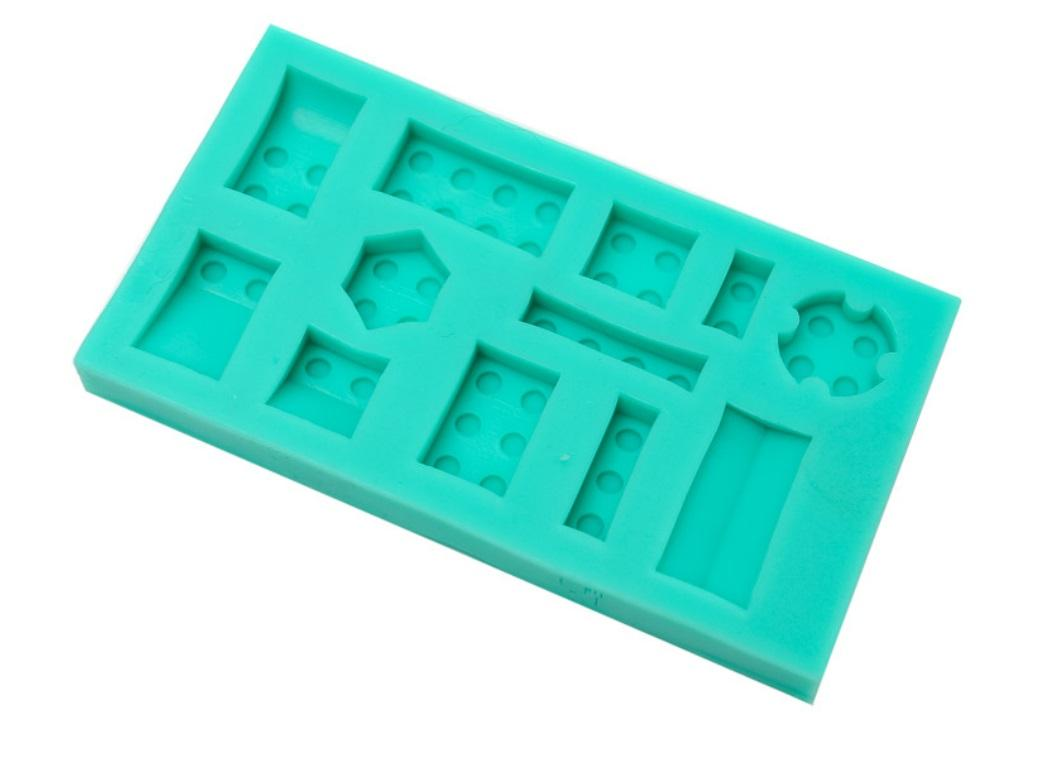 Silicone Mould - Lego Blocks