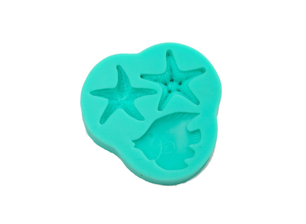 Silicone Mould - Starfish