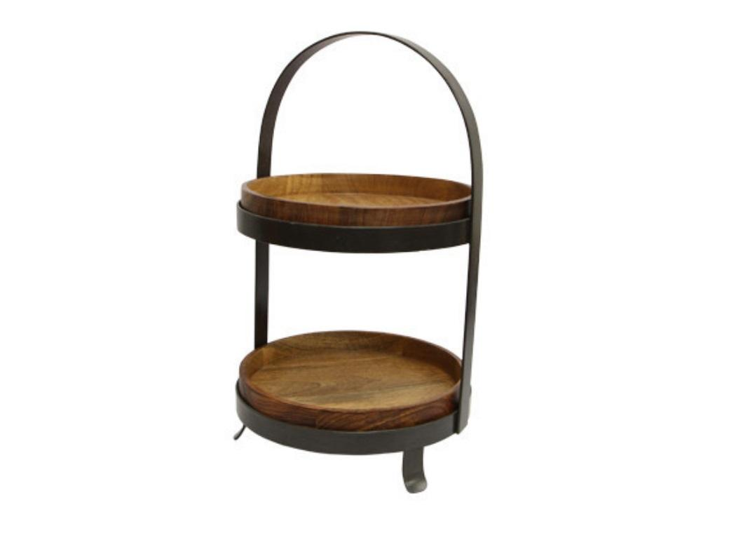 Ploughmans Tiered Cake Stand - Small