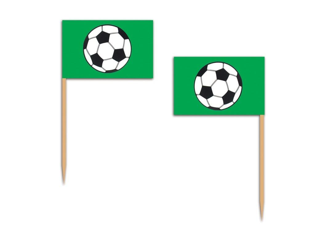 Soccer Flag Picks