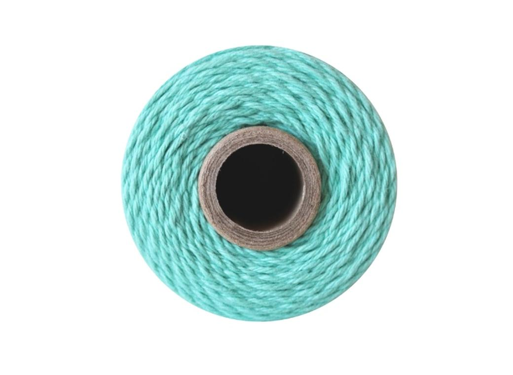 100% Cotton Bakers Twine - Solid Carribean