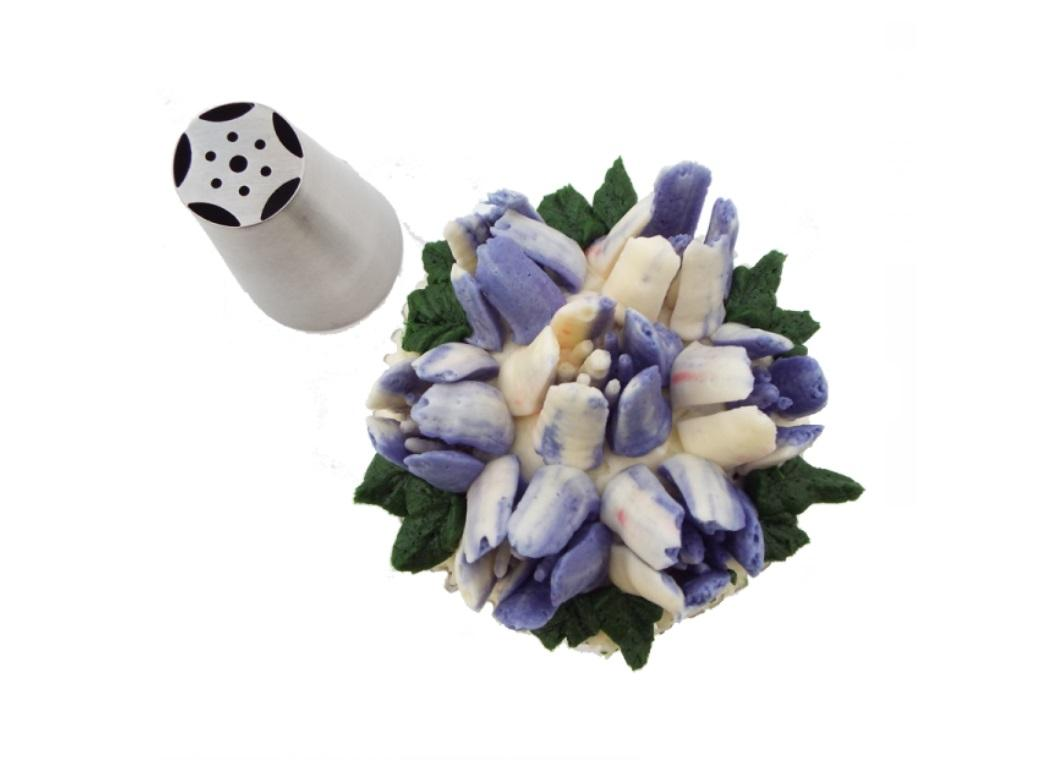 Specialty Icing Tip - Velvet Tulip