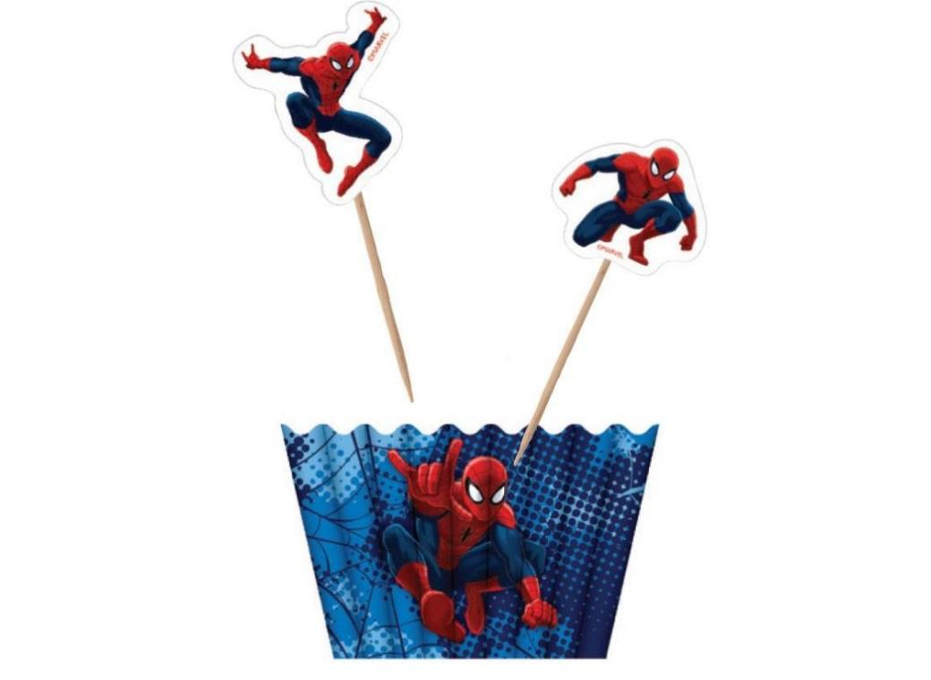 Spider-man Cupcake Kit