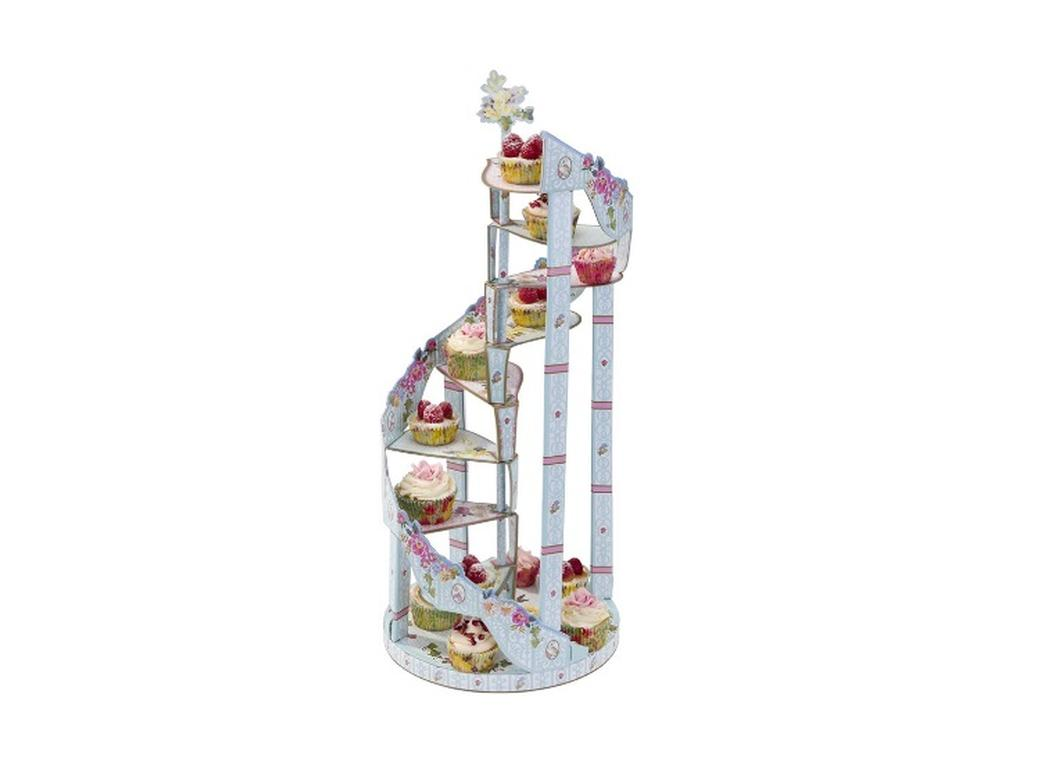 Cake Kitchen Cupcake Stands Stand Tier Truly Scrumptious Spiral