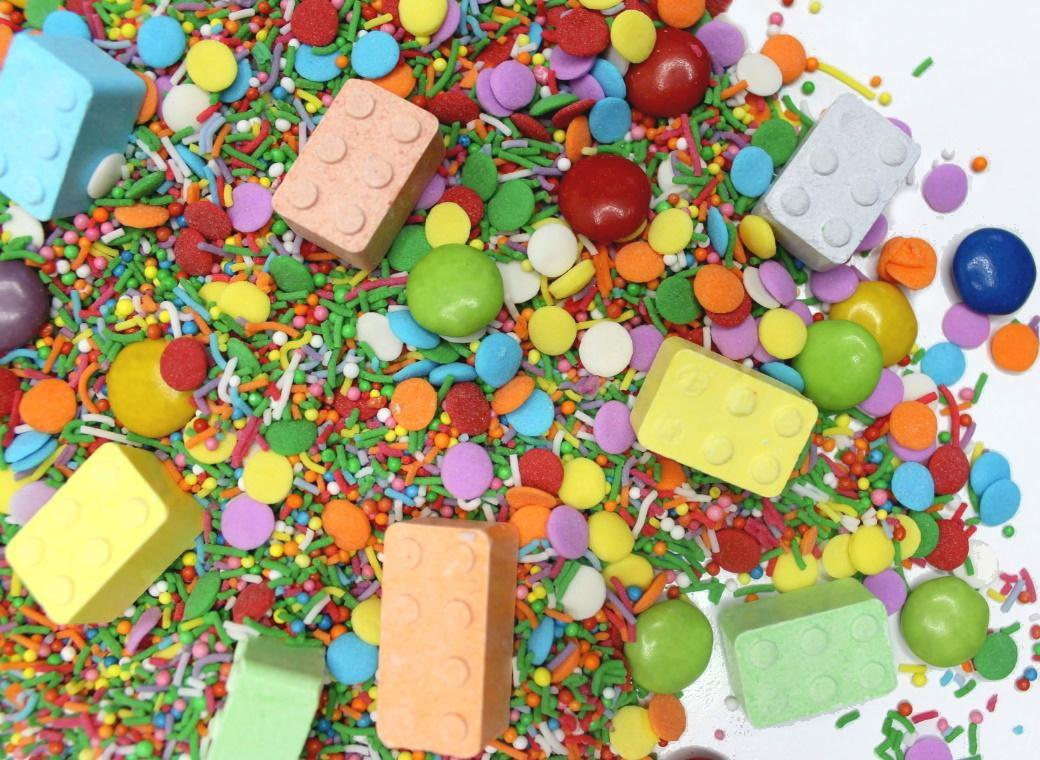 Sprinkle Medley Mix - Block Party