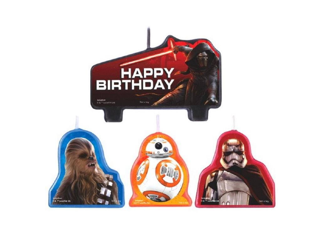 Star Wars The Force Awakens - Candle Set