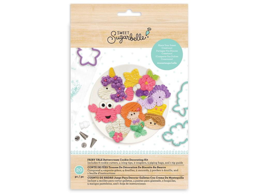 Sweet Sugarbelle Buttercream Cookie Decorating Kit