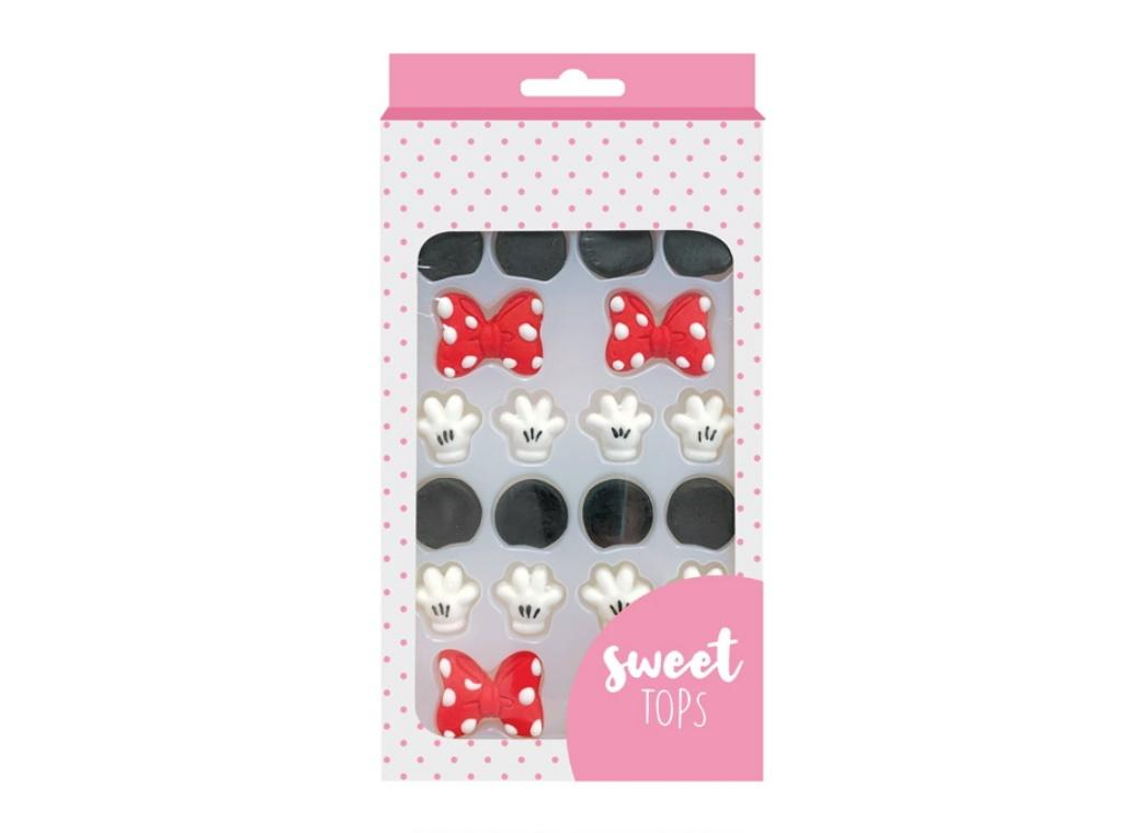Sweet Tops Edible Decorations - Minnie / Mickey