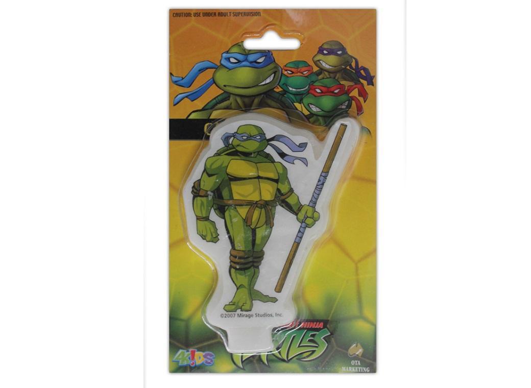 Teenage Mutant Ninja Turtles Flat Candle