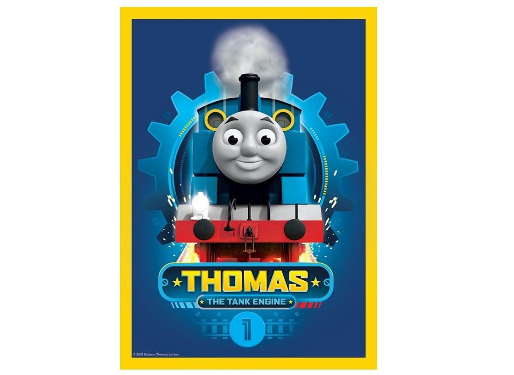 Edible Icing Image - Thomas A4