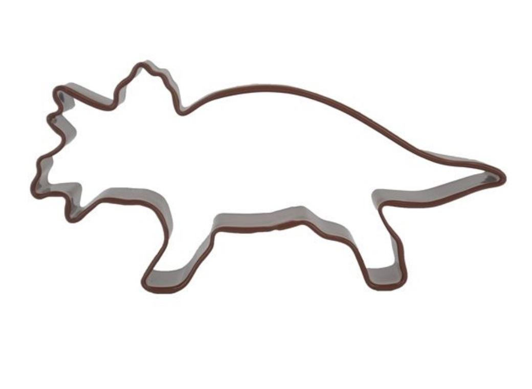 Triceratops Cookie Cutter