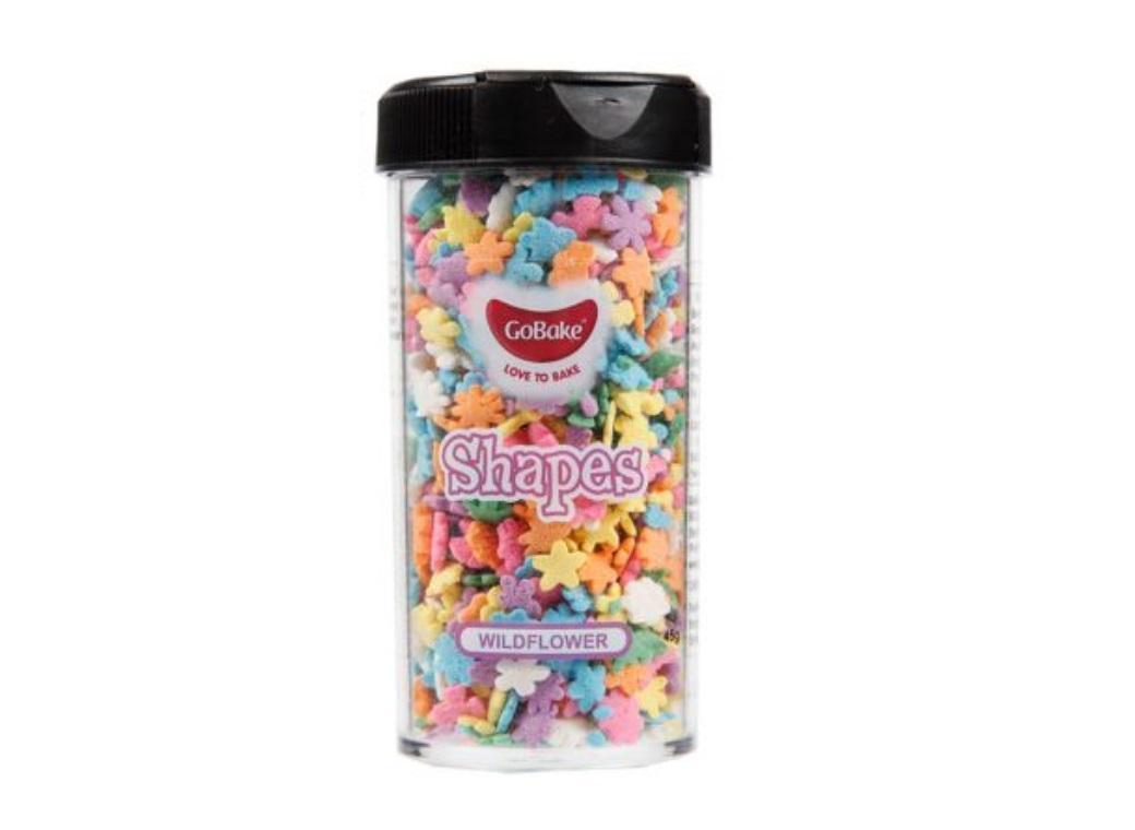 GoBake Sprinkles - Wildflower