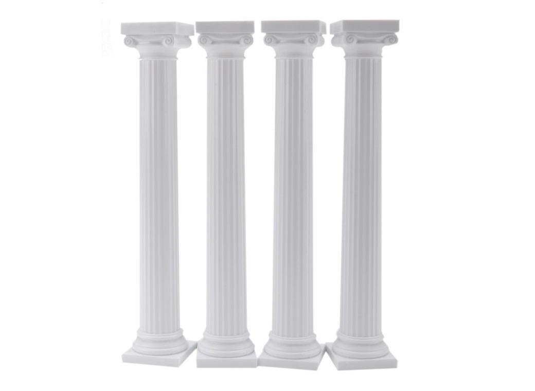 Wilton 7in Grecian Pillars