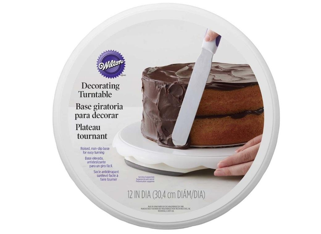 Cake Icing Turntable Nz