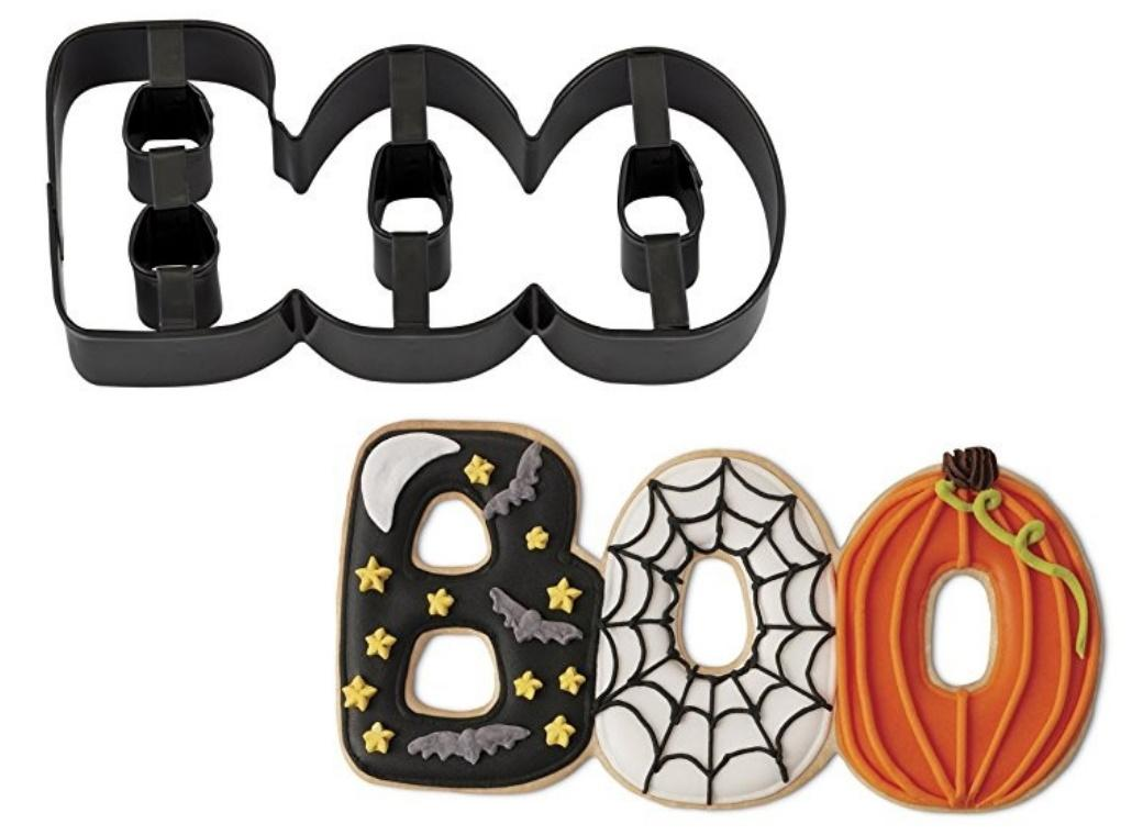 Wilton BOO Cookie Cutter