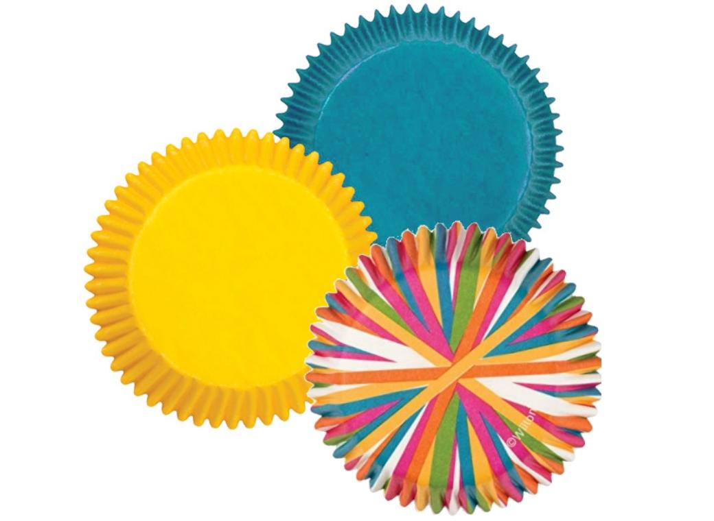 Wilton Colour Wheel Cupcake Cases