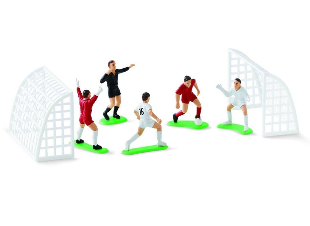 Wilton Soccer Topper Set - 7pce