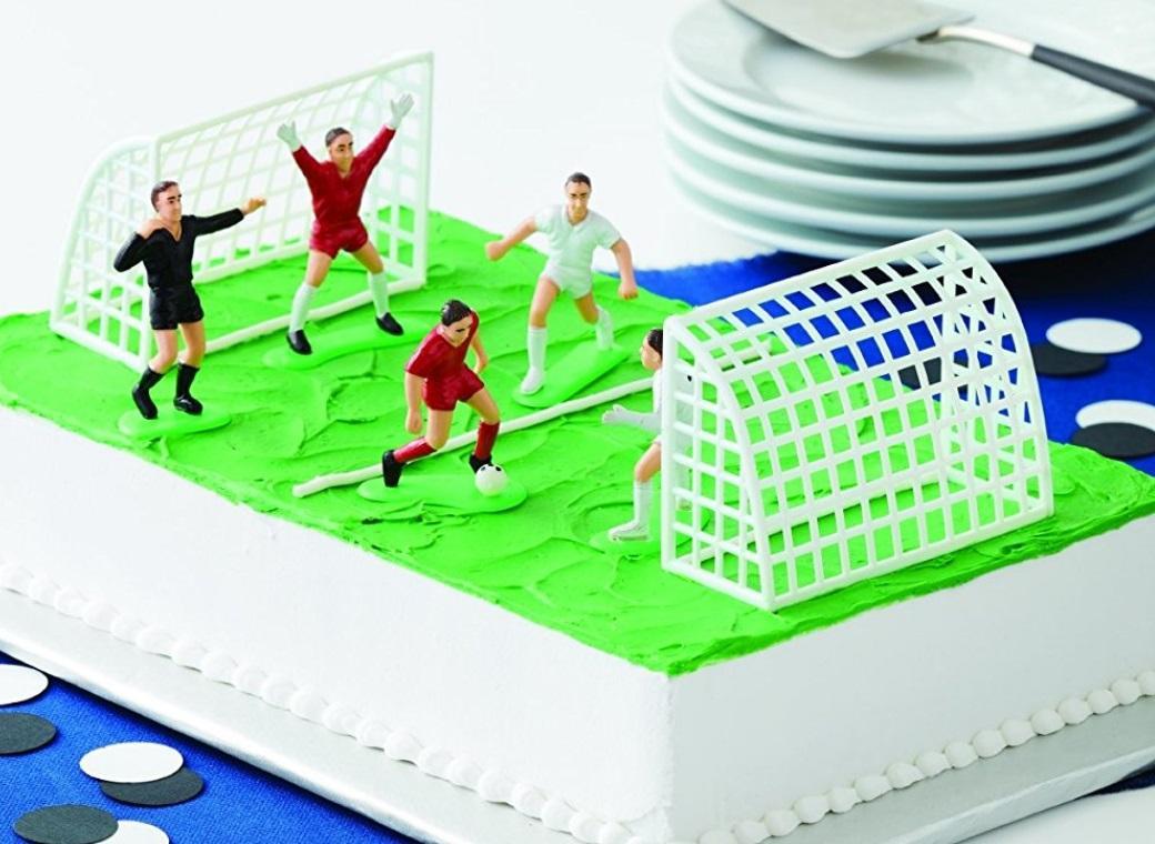Soccer Cake Decorations Nz