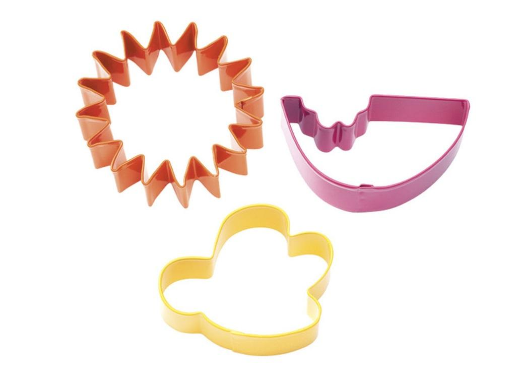 Wilton Summer Picnic Cookie Cutter Set